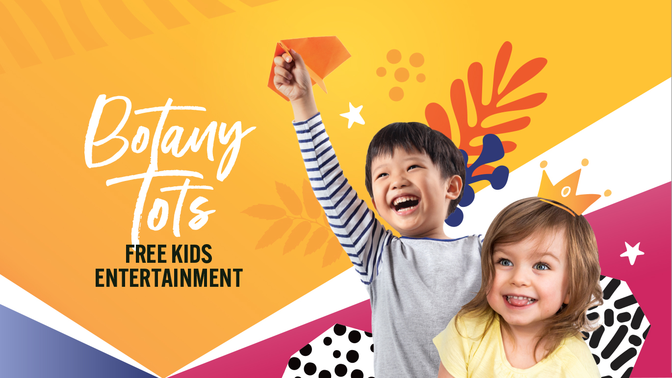Free Kids Entertainment every Monday