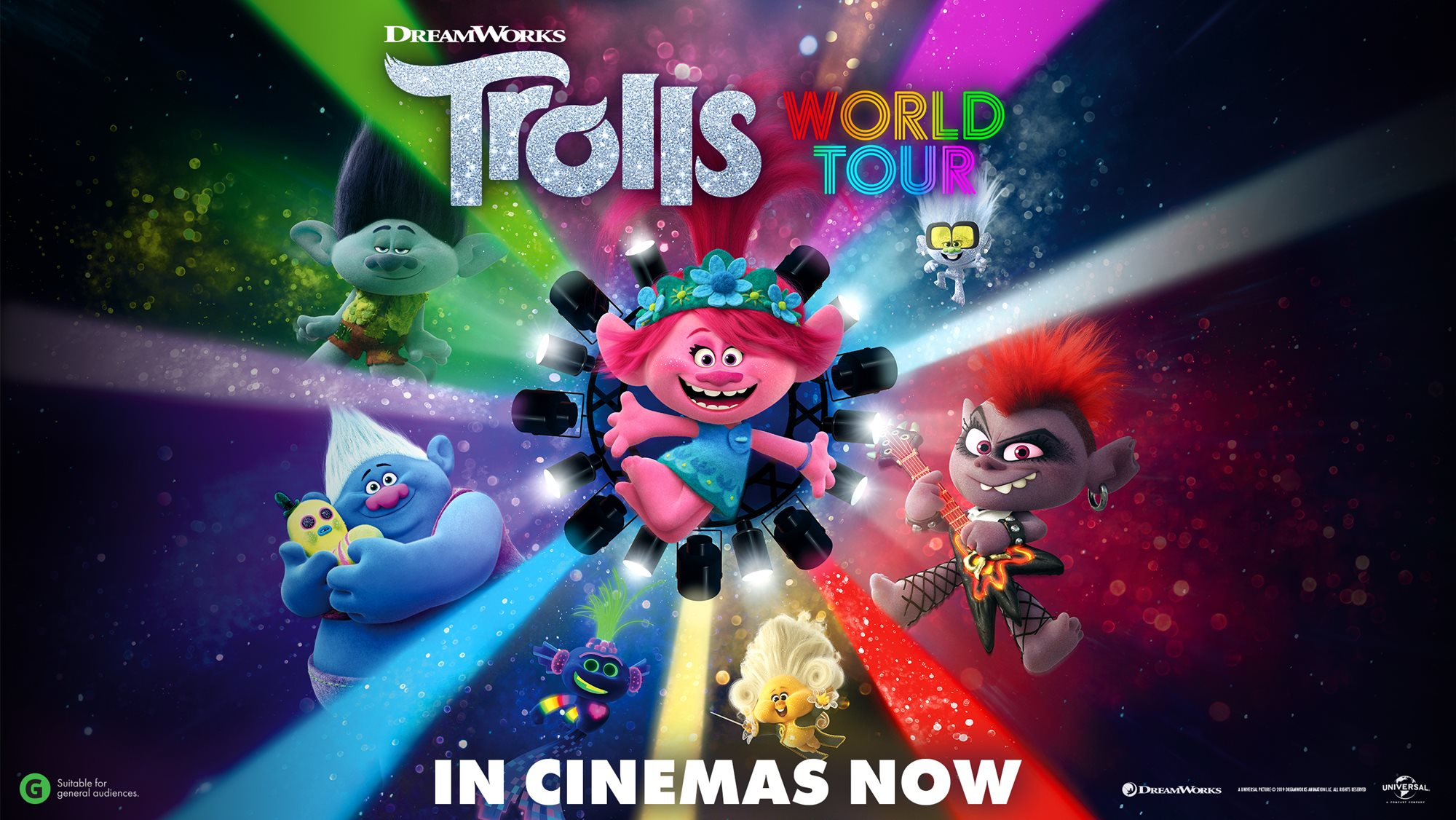 Win tickets to Trolls!